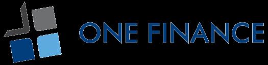One Finance logo